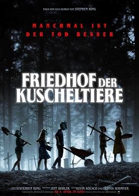Blogtour: Friedhof der Kuscheltiere