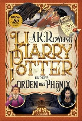 Harry Potter Und Der Orden Des Phonix Bibliophilara