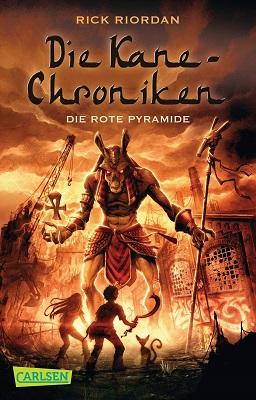 Die Kane-Chroniken: Die rote Pyramide