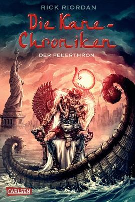 Die Kane-Chroniken: Der Feuerthron
